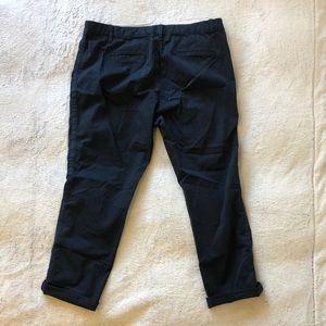 GAP Pants - GAP Girlfriend Chino pant in navy
